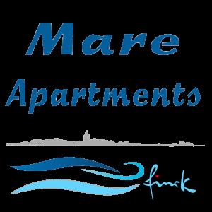 Mare Apartments Logo Gastfreund
