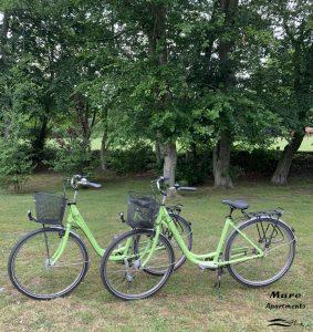 Mare Apartments Fahrräder