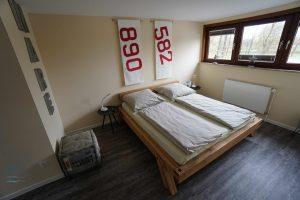 Mare Apartments Schlafzimmer