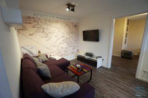 Mare Apartments Wohnzimmer K